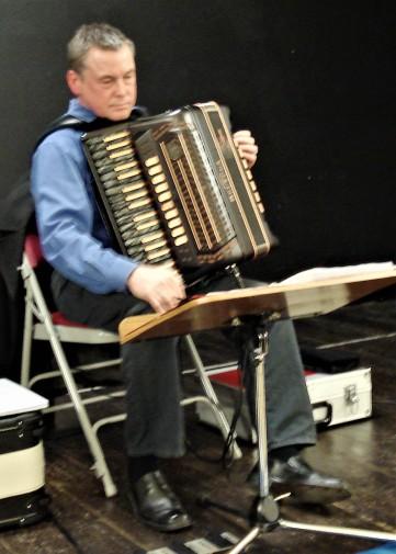Ian Slater - Lutterell Hall - October 2017