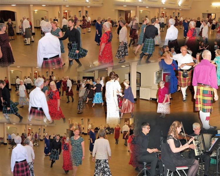 November Social Dance 2018