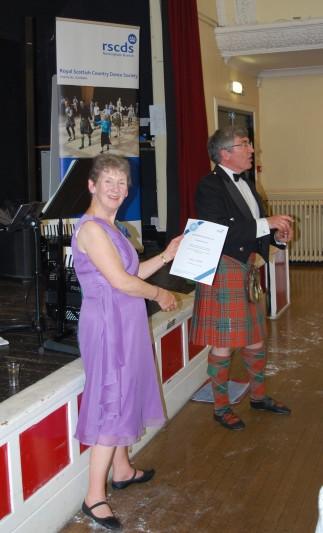 60th Anniversary Certificate (2)